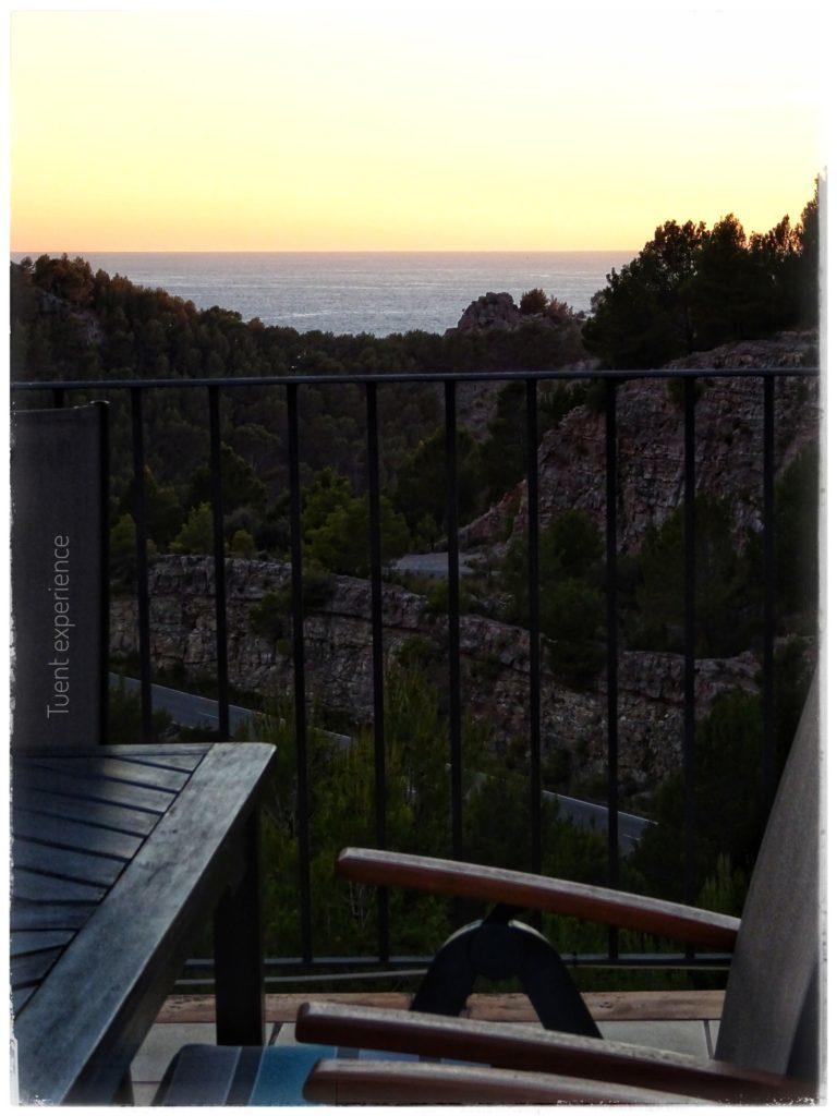 Vista desde la terraza / Terrace view